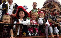 Pirate Parades