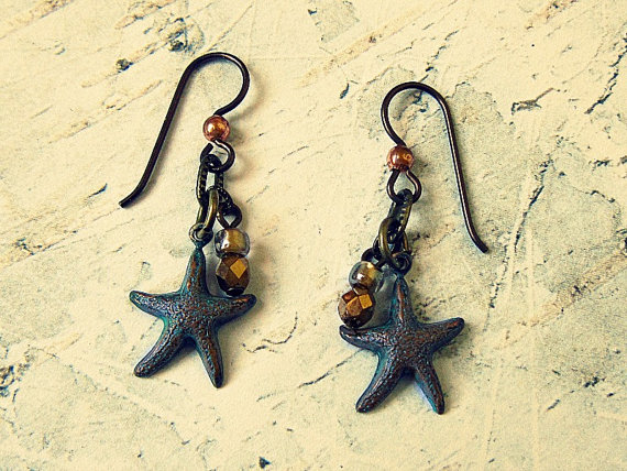 Starfish Themed Jewelry ~ Salvina's Treasures of Malta ~ For Beautiful Souls