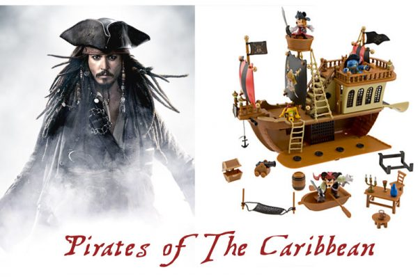 Pirates of The Caribbean Toys ~ Pirates of eBay