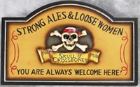 Pirate Bars & Pubs ~ Spirits