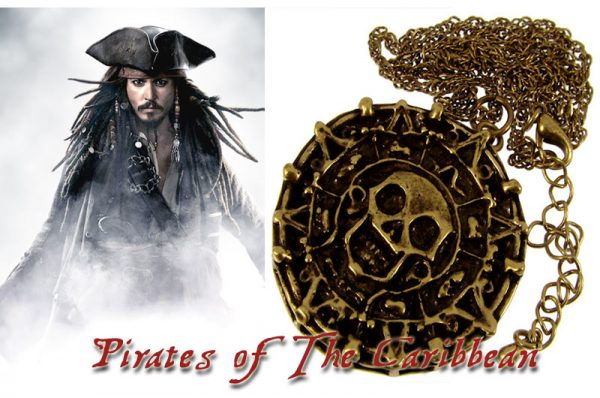 Pirates of the Caribbean Jewelry ~ Pirates of eBay
