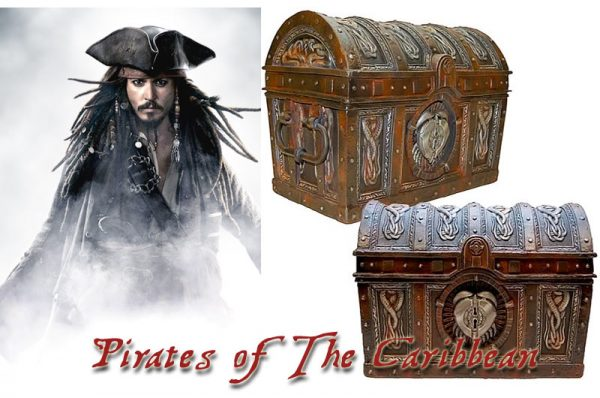Pirates of the Caribbean Movie Props ~ Pirates of eBay