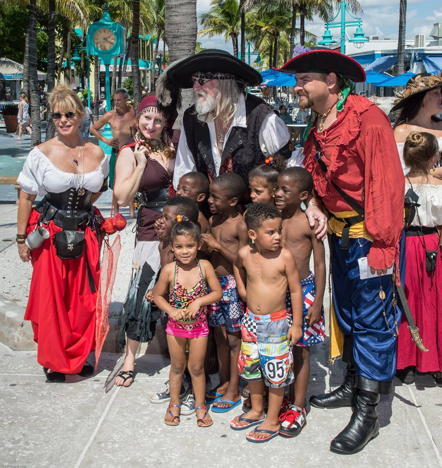Pirate Festival Fort Myers Beach Florida